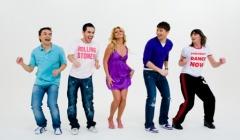 Дискотека Авария - Модный танец арам-зам-зам [2009 | pop] TVRip