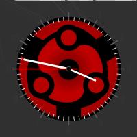 часы Аниме(Наруто)