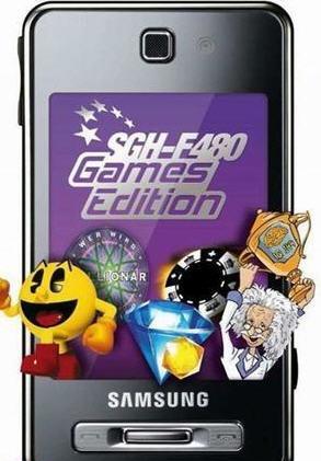 Сборник из 72 игр для сенсорных телефонов [Java/240x400] (2009) Java
