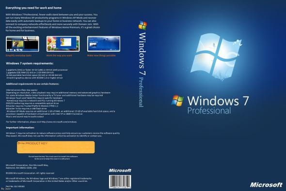 Windows 7 x86 x64 DVD Victory Full (Победа Полная) 2.0.4 [Русский+Английский]